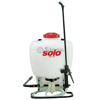 Backpack Sprayer,HDPE,4 gal.,90 psi For Solo 425 (Stens 045-000)