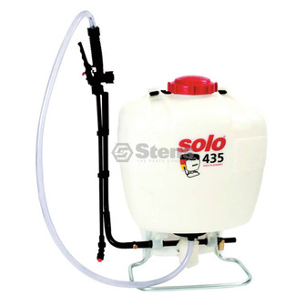 Backpack Sprayer Standard With Piston For Solo 435 (Stens 045-001)