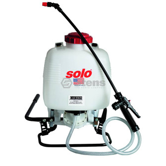 Backpack Sprayer,3 gal. For Solo 473P (Stens 045-002)