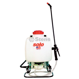 Backpack Sprayer Diaphragm Pump,3 Gal For Solo 473D (Stens 045-003)