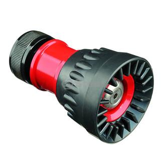 """NPSH 1In Nozzle 35 GPM w/ Bumper, 1"""" Hose Nozzle (Stens 045-406)"""