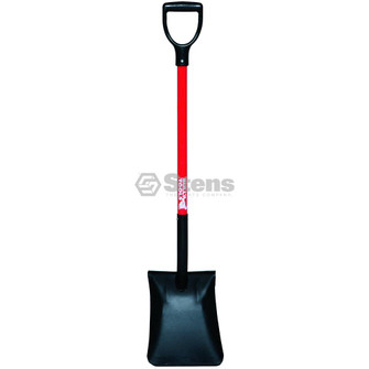 Bully Square Point Shovel 45In (Stens 045-703)