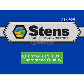 Metal Sign (Stens 051-161)