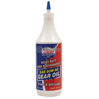Gear Oil, 80W-90, Qt (Stens 051-503)