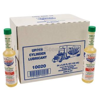 Fuel Injector Cleaner, 24 Bottles/5.25 Oz (Stens 051-519)