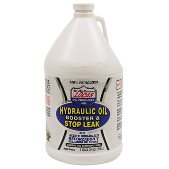 Hydraulic Oil Booster and Stop Leak, Booster And Stop Leak, 1 Gal (Stens 051-527)