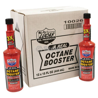 Octane Booster, 12 Bottles/15 oz. (Stens 051-635)