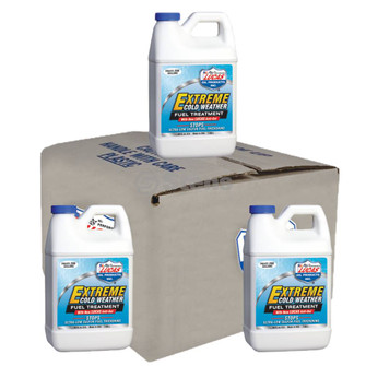 Fuel Treatment Cold, Wther w/Anti-gel 6 Bottles/.5 Gal (Stens 051-688)