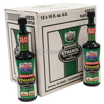Ethanol Fuel Cond., Case Of 12, 16 oz. Bottles (Stens 051-763)