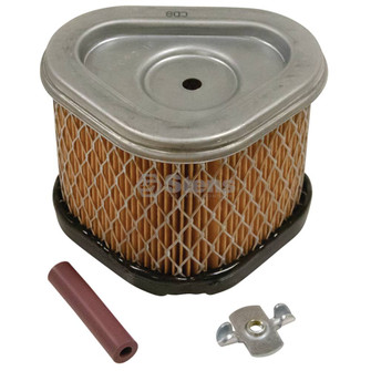 Air Filter For Kohler 12 083 10-S (Stens 055-033)