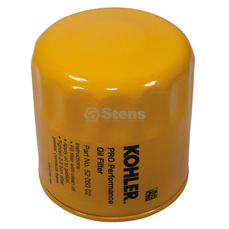 Oil Filter For Kohler 52 050 02-S (Stens 055-109)