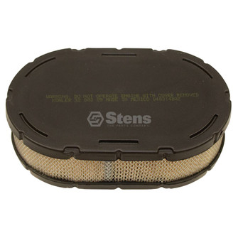 Air Filter For Kohler 32 083 09-S (Stens 055-172)