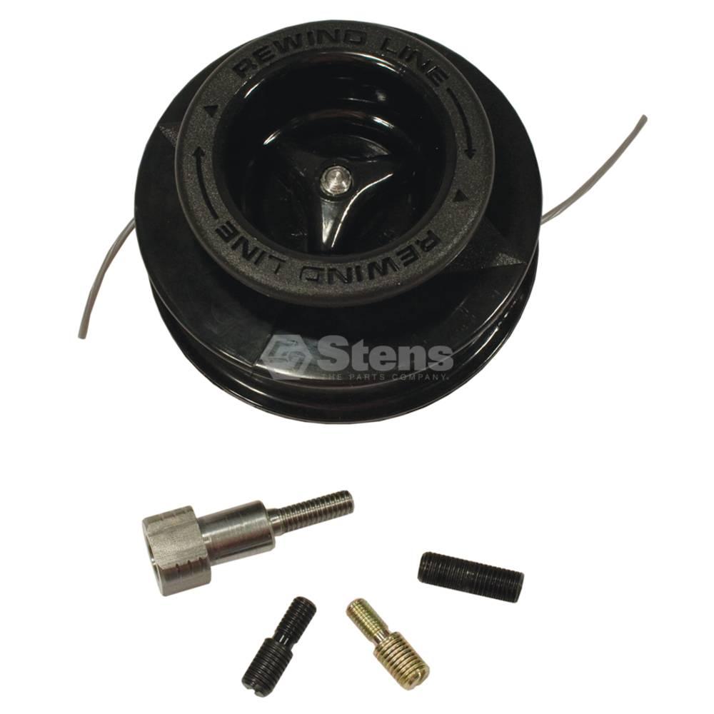 4 pk of Stens 385-112 385-116 Metal Trimmer Head Eyelet Lesco Stihl Echo 215703