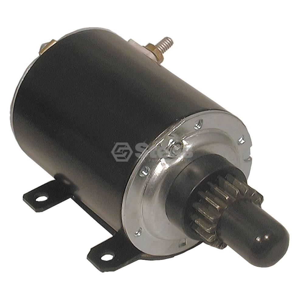 Stens 435-730 Electric Starter Silver