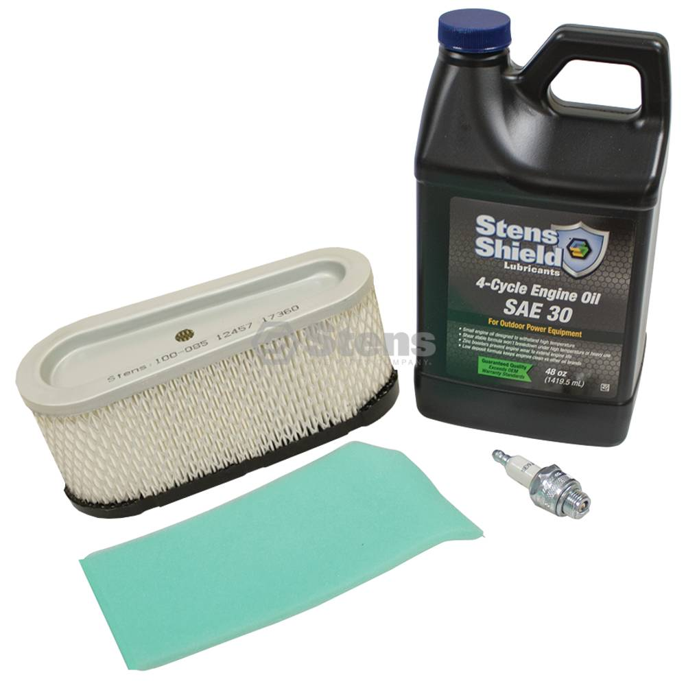 Briggs /& Stratton Pre-Filter 272403S Stens 100-219 Pre Filter Replacement For