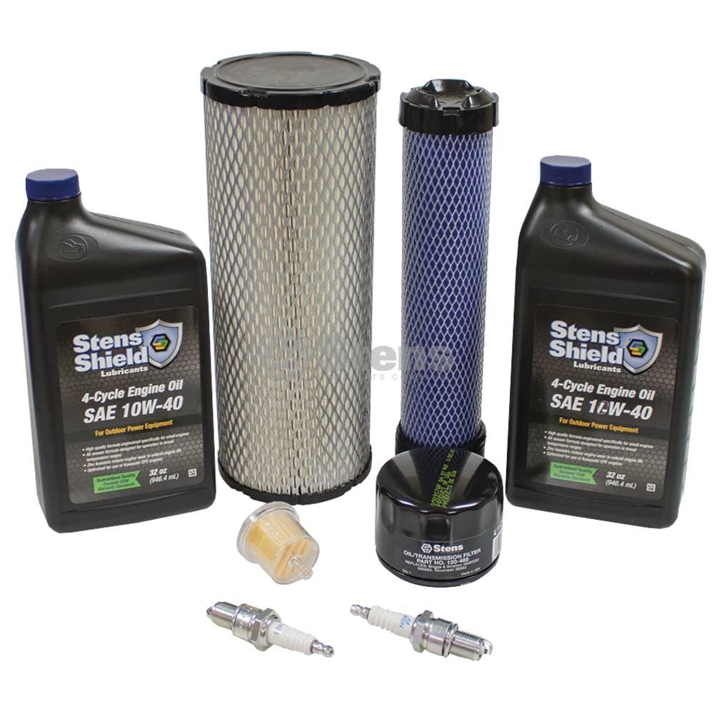 100-780 Stens Inner Air Filter Kohler 25 083 04-S Briggs /& Stratton 821136